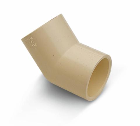 Elbow 45° (SL x SL)