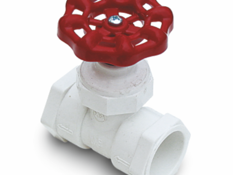 PVC užsukamas ventilis (SL x SL)