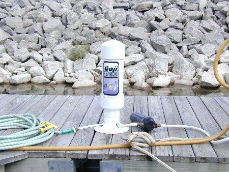 Boji vandens filtrai